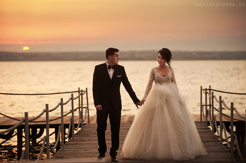 Marian after wedding