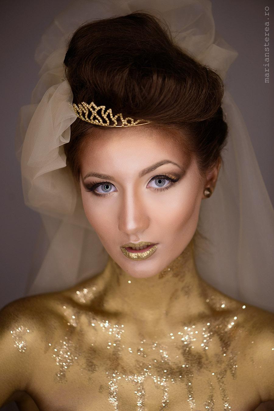 makeup retouch