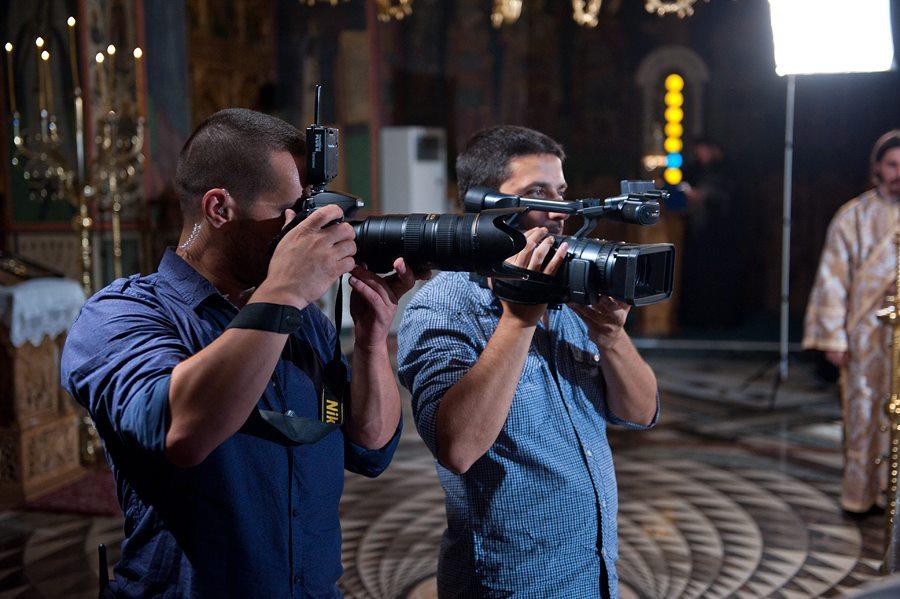 fotograf sau cameraman