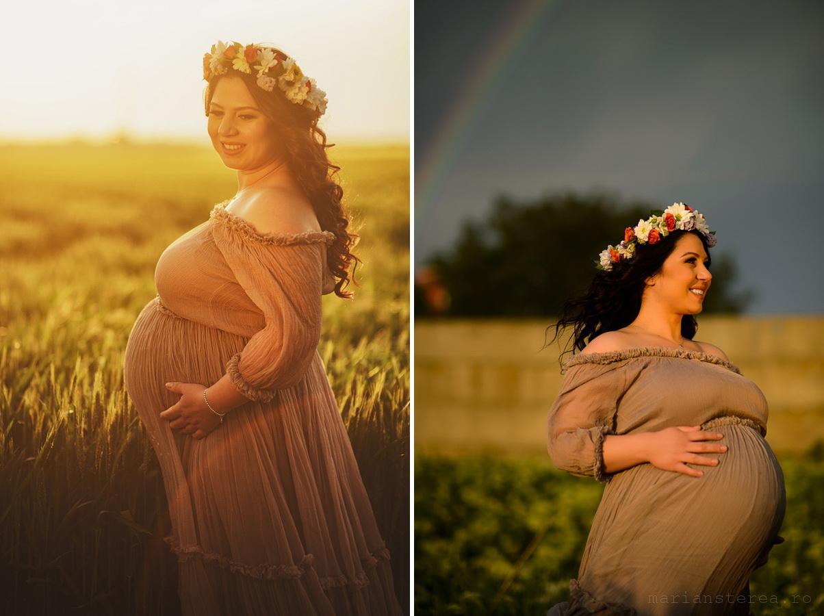 Sedinta foto de gravida