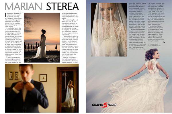 Master Photographers Association Marian Sterea