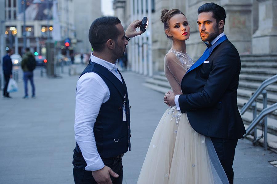 Wedding photography workshop Marian Sterea  Bucharest