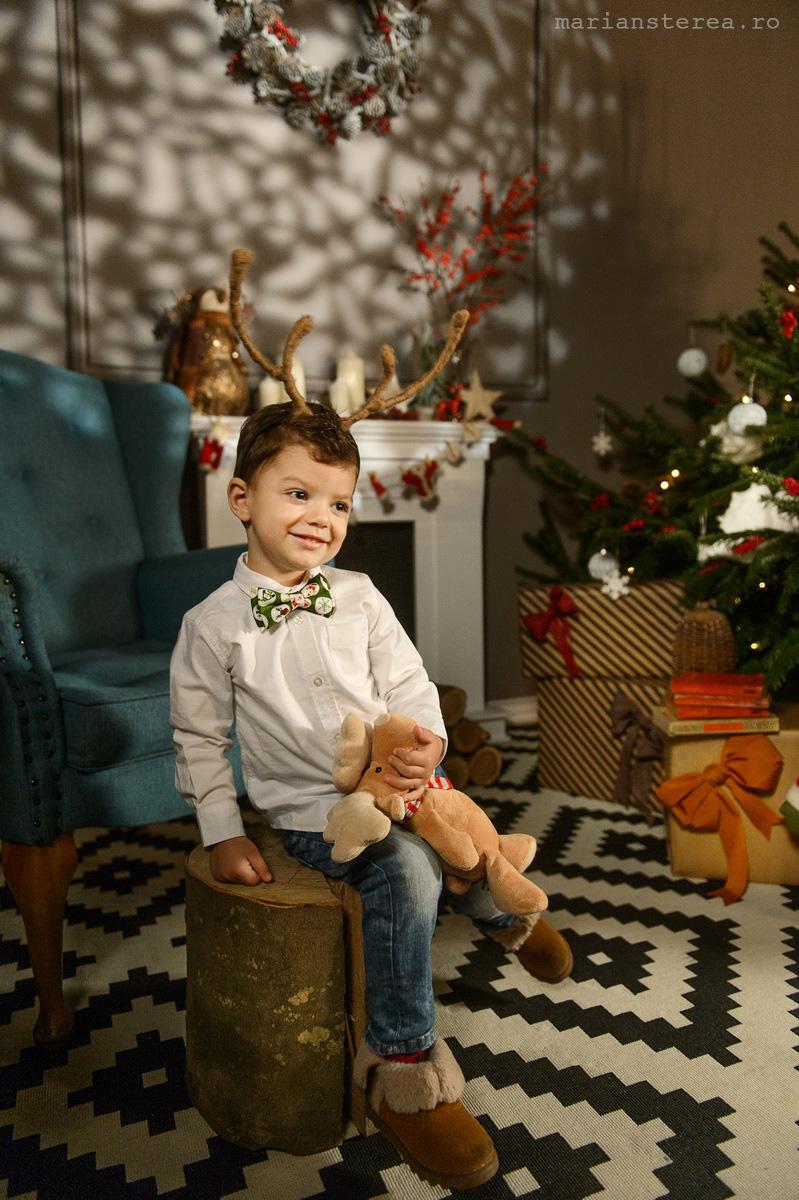 Sedință foto înainte de Crăciun Studio Marian Sterea