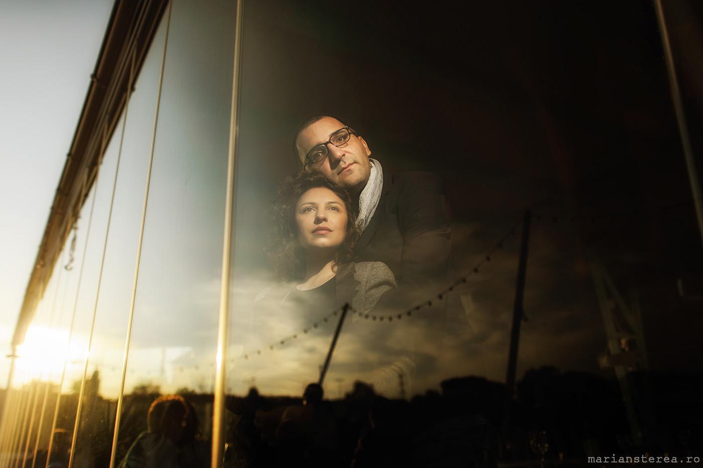 Marius Tudor si Gabriela Matei