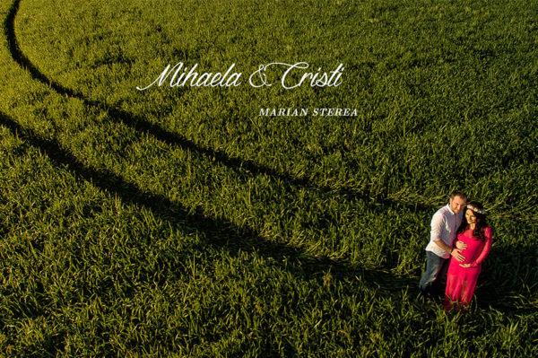 Maternity shoot - Mihaela & Cristi