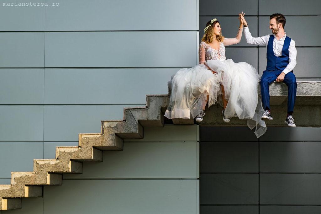 sedinta foto de nunta la malul marii