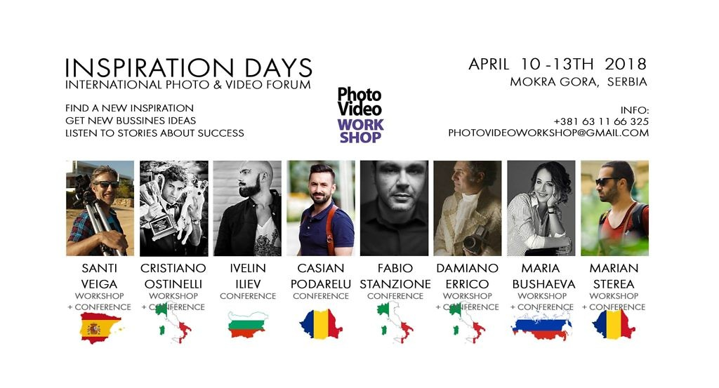 Inspiration Days in Serbia workshop