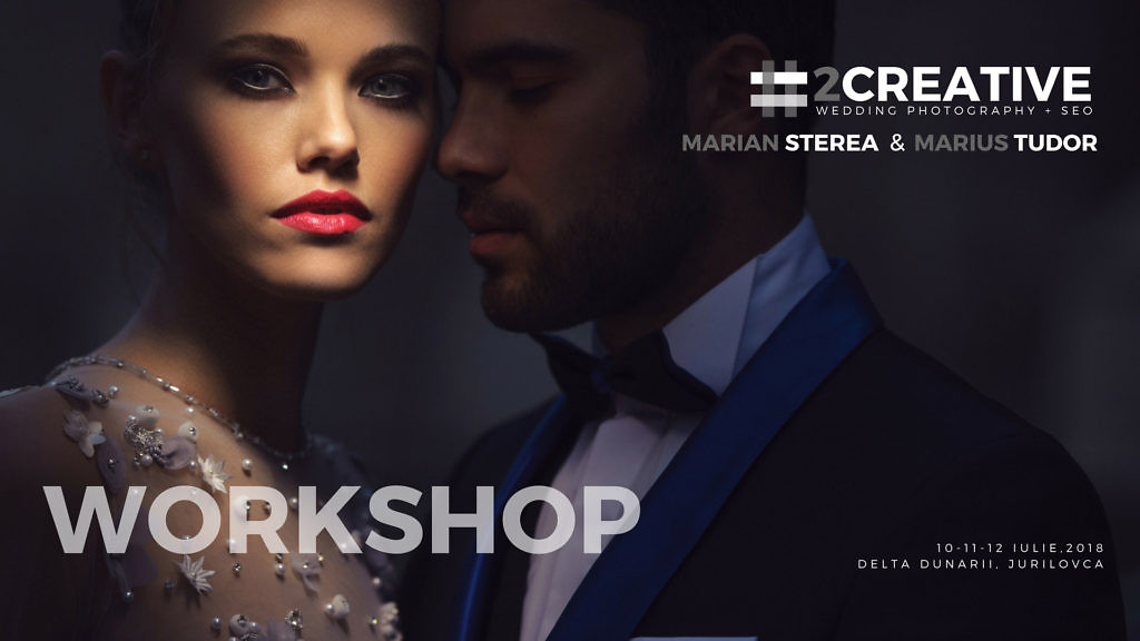 Marius Tudor si Marian Sterea workshop