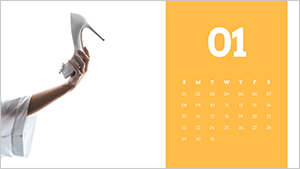 Marian Sterea calendar