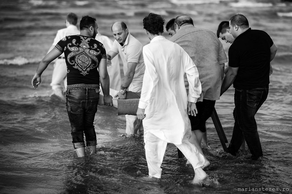botez in marea neagra