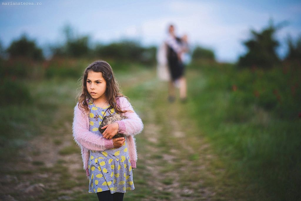 portret de copil sedinta de familie