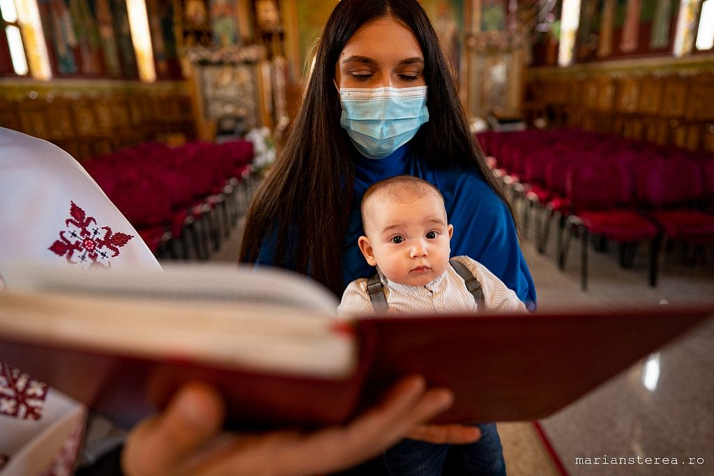 botez in stare de urgenta coronavirus