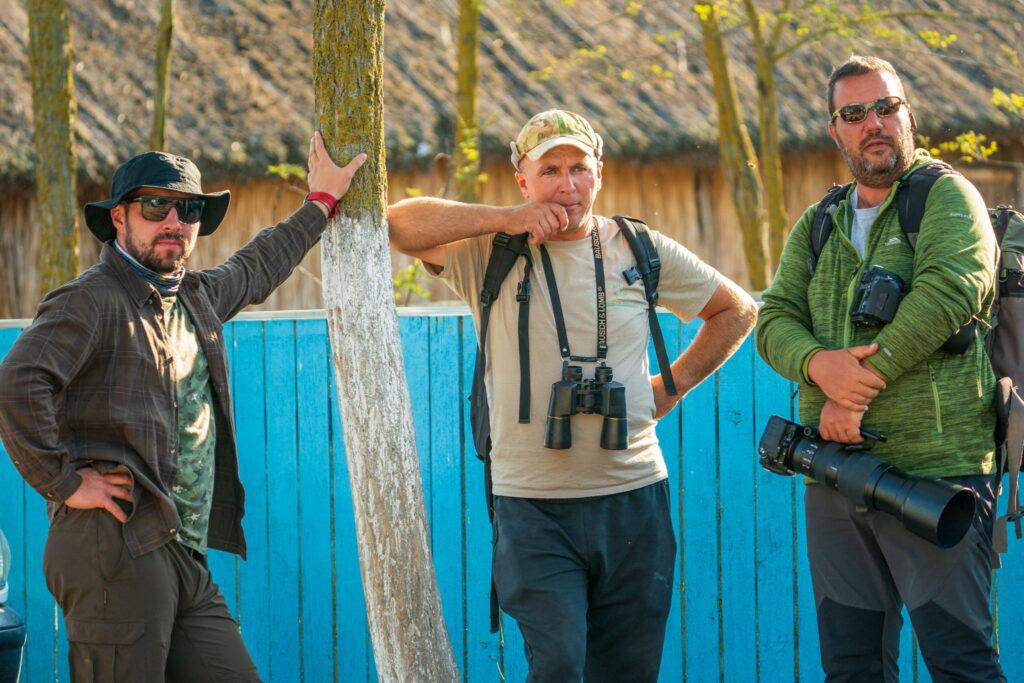 fotografi profesionisti in satul Letea Delta Dunarii
