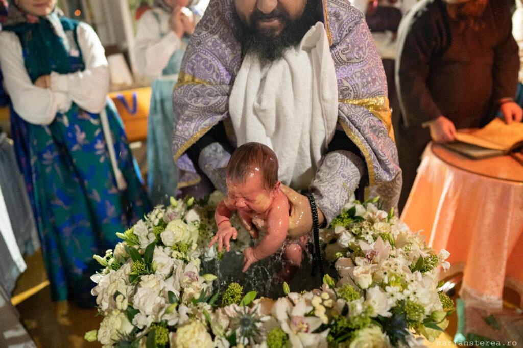 introducerea copilului botez la lipoveni cristelnita