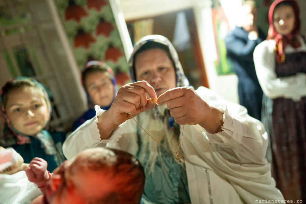 cruciulita la botez