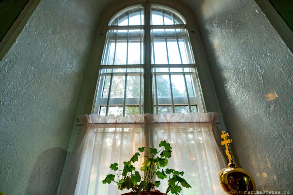 fereastra de biserica lipoveneasca